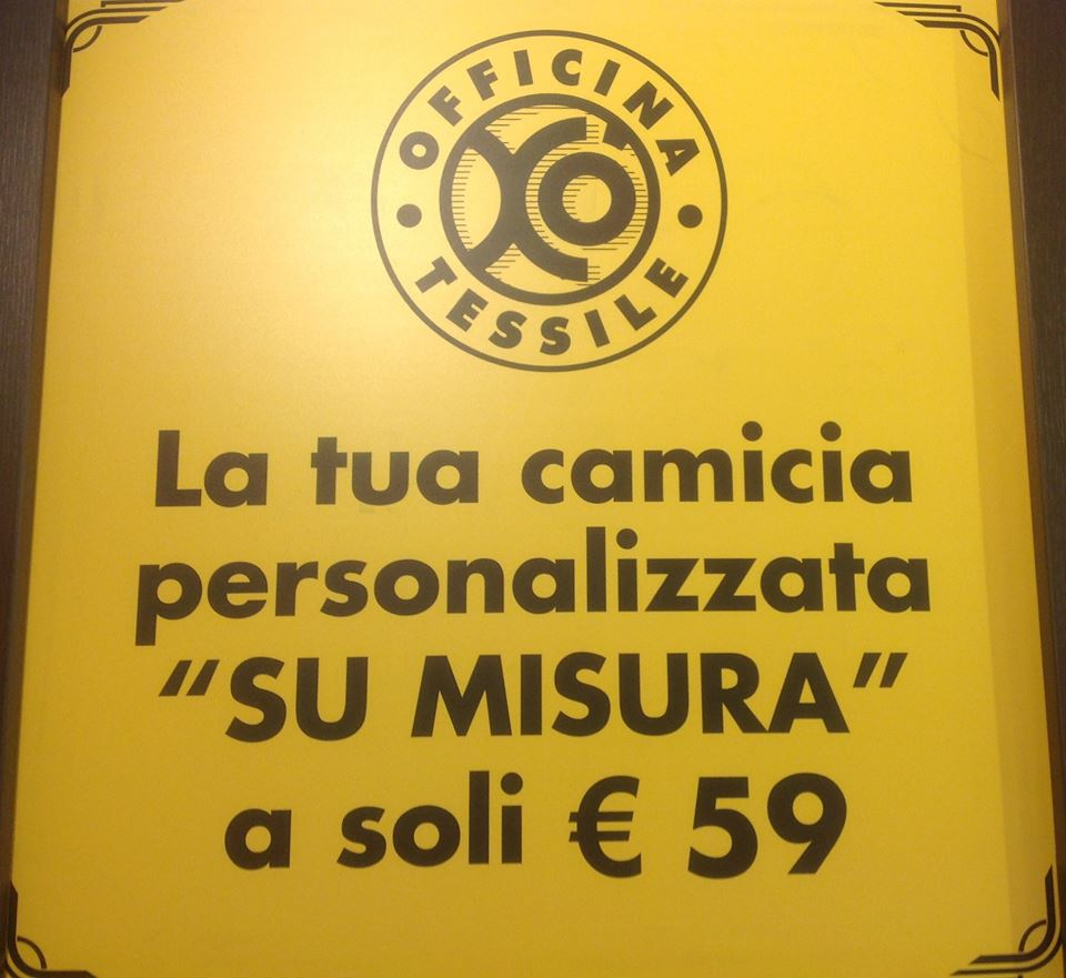 ... Xò Officina Tessile - Ancona. Pr c dent 00b2c1d352f